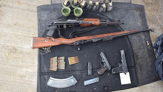 Građani su ove godine, u odnosu na prošlu, predali manje vatrenog oružja