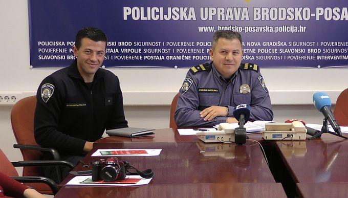 Novi zamjenik načelnika Policijske uprave je Ivica Kovačević, Krešimir Šimić  u budućnosti će komunicirati  medijima
