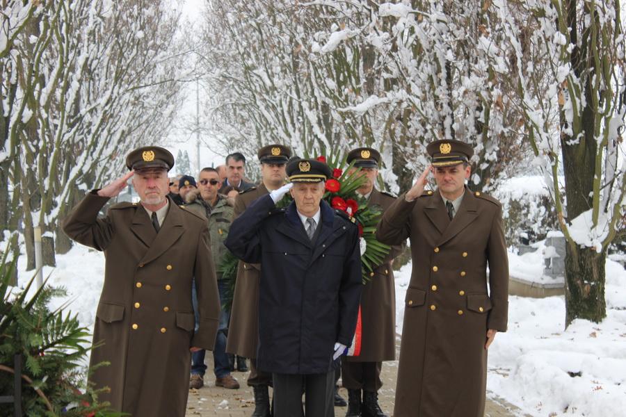27. godišnjica osnutka 157.brigade Hrvatske vojske započela prisjećanjem na 27 poginulih hrvatskih branitelja