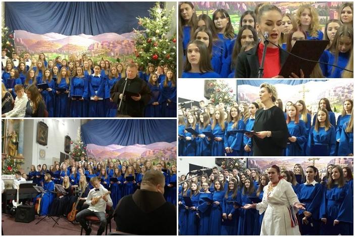 Tradicionalni Božićni koncert Klasičara u crkvi Presvetog Trojstva, uvijek poseban i svečan