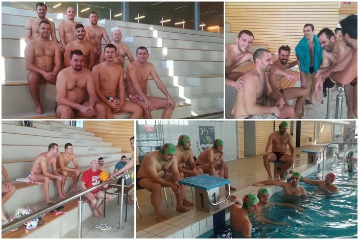 Nedjelju su vaterpolo amateri proveli kao i obično,u bazenu, u derbiju 7. kola BAVL-a odlučili igrači iz sjene