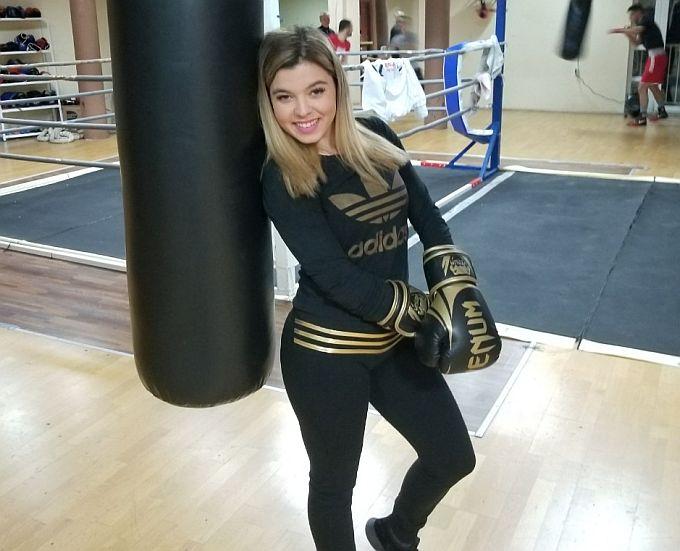 Gabrijela Domenika Marijanović nakon završetka studija u Rijeci vratila se kao pojačanje za BK Brod, ima puno planova