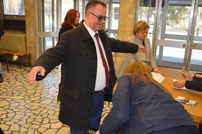 Suđenje županu Alojzu Tomaševiću nastavljeno danas u Slavonskom Brodu