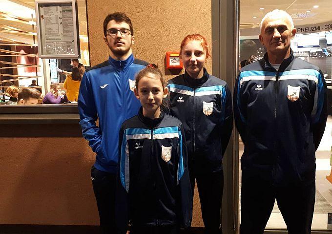 Atletičari Marsonije vrlo dobri na dvoranskom natjecanju u Osijeku