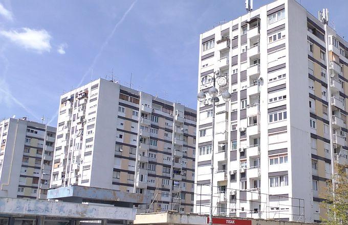 Dok u gradovima Hrvatske cijene stanova rastu, u Slavonskom Brodu u prosincu je cijena stana bila manja 6% nego godinu ranije