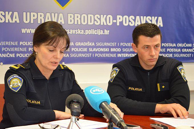 Mirnu noć u Brodskom Stupniku prekinula pucnjava pred lokalnim kafićem