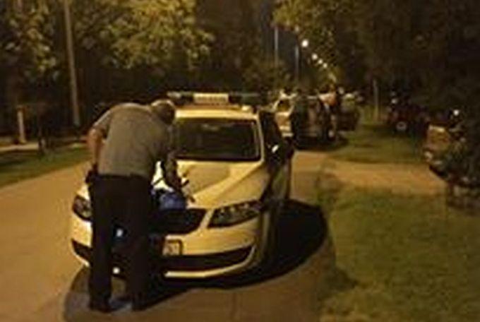 Jurnjava po Bartolovcima, policija kaznila najbržeg vozača u naseljenom mjestu, vozio je 134 km/h