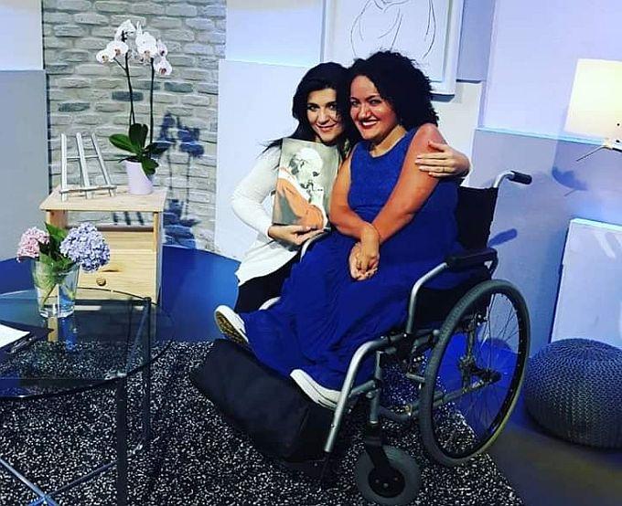 Ukradena kolica Kristine Terihaj pronađena su, ali ostaje pitanje, kome može pasti na pamet ukrasti invalidska kolica?!?
