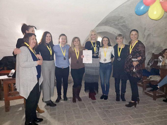 Rekreativke iz Osijeka, Vukovara, Velike, Gradiške i Odžaka na 3. rekreativnom turniru u odbojci u Slavonskom Brodu