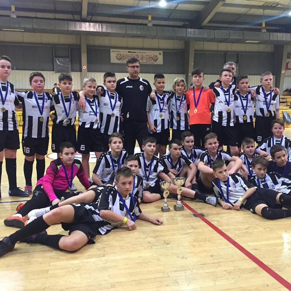 80 ekipa najmlađih nogometaša na kupu, odigrali su stotinjak utakmica