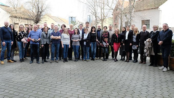 Zajedno za očuvanu Savu, održan sastanak mreže Sava Parks u Slavonskom Brodu
