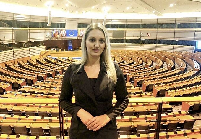 U SDP-u radno, Marina Opačak Bilić, predsjednica Županijske organizacije vratila se iz Bruxellesa, no nema stajanja, nastavljaju se pripreme za izbore za EU parlament