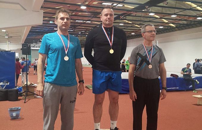 Brođani uspješni na dvoranskom prvenstvu u Zagrebu