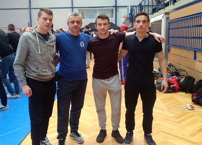 Na prvenstvu u Osijeku seniori Omega postigli fantastičan rezultat