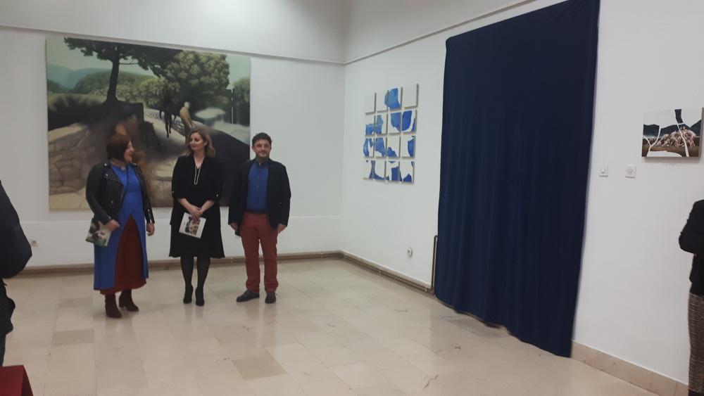 """U likovnom salonu """"Becić"""" pogledajte izložbu Marka Šošića """"Tokate i fuge"""""""