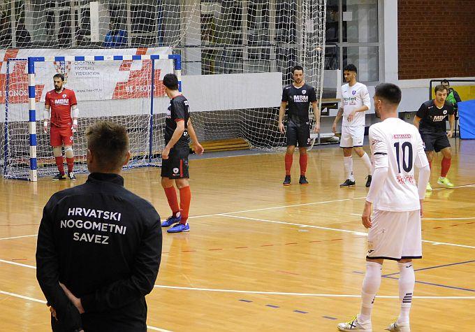 U Slavonskom Brodu Uspinjača Gimka i Alumnus pobjedom protiv favorita, prošli u finale Kupa