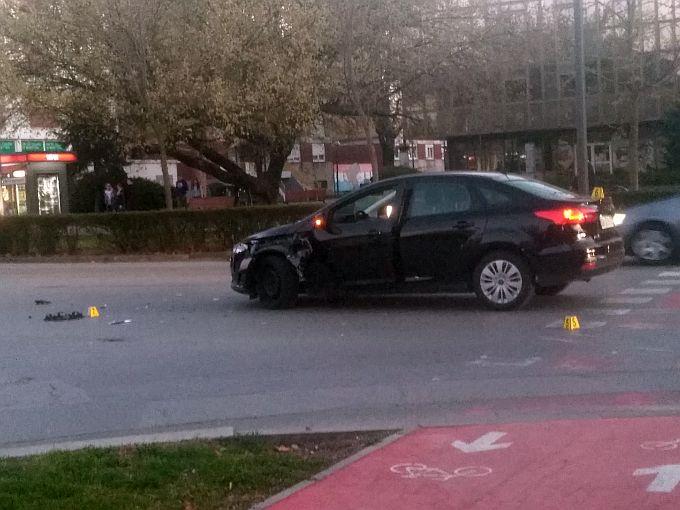 Protiv policijskog djelatnika koji je jučer oduzeo prednost motoristu i srušio njega i putnicu ide prekršajna prijava