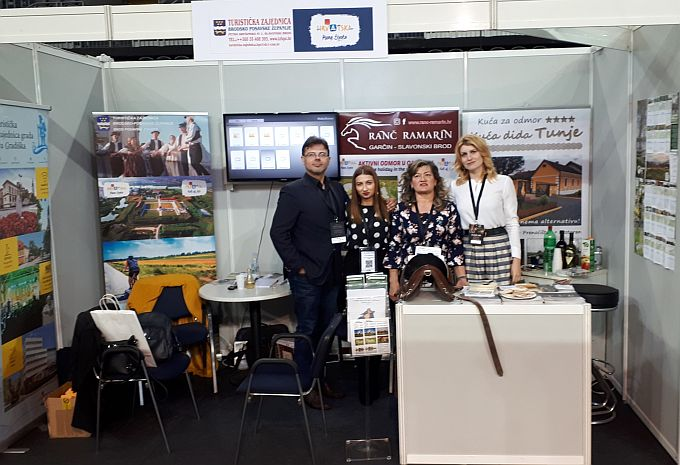 Našu turističku ponudu Turistička zajednica županije predstavila na međunarodnom sajmu turizma Place2 Go-