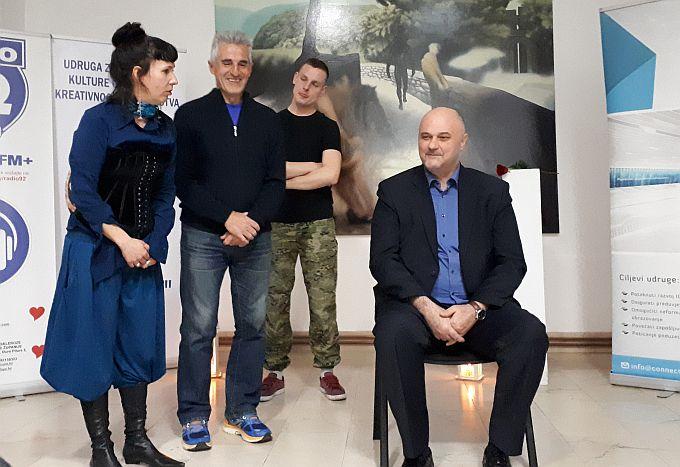 Margareta Peršić interaktivnim pripovijedanjem otvorila je u našem gradu 4. Festival pripovjedanja