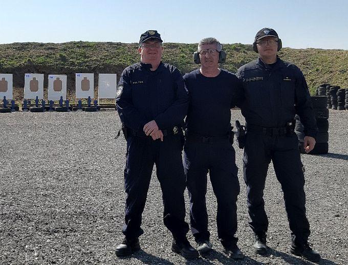 Brodski policajci ostvarili odlične rezultate,  treći su na prvenstvu MUP-a u streljaštvu