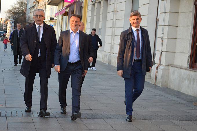U iščekivanju objave izbornih lista za EU paralment Jandroković u obilasku županijskih organizacija, HDZ očekuje pobjedu