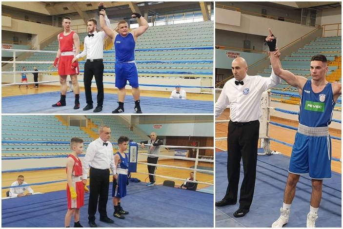 Nakon 6. kola boksači Broda zauzimaju 5. poziciju, zadovoljni rezultatom