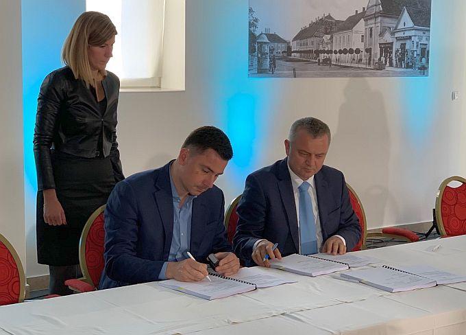 """ĐĐ Montaža Izolak prva u RH potpisala ugovor za sredstva EU fondova iz natječaja """"Izgradnja i opremanje proizvodnih kapaciteta MSP"""""""