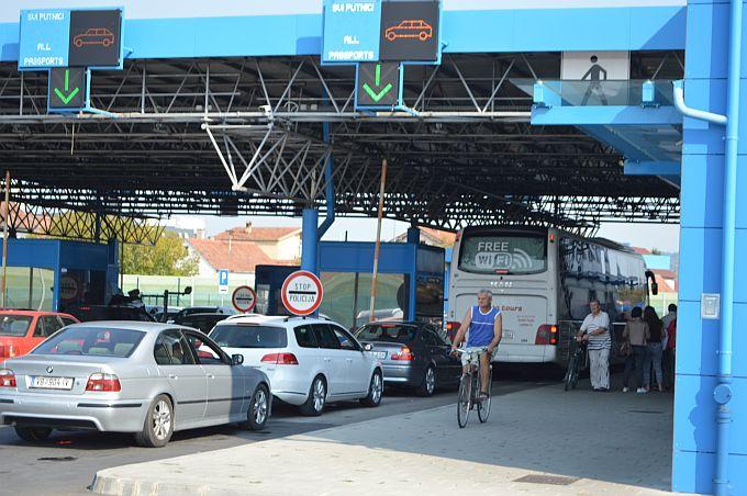 Ako baš ne morate danas u Bosanski Brod ili dalje, preko granice, ni nemojte