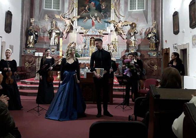 Publika u Velikoj crkvi uživala u izvedbama renomiranog Baroknog ansambla