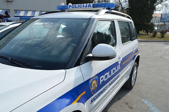 Tijekom Moto susreta jedna prometna, dvojica mladića zadobili su u Splavarskoj teške tjelesne ozlijede