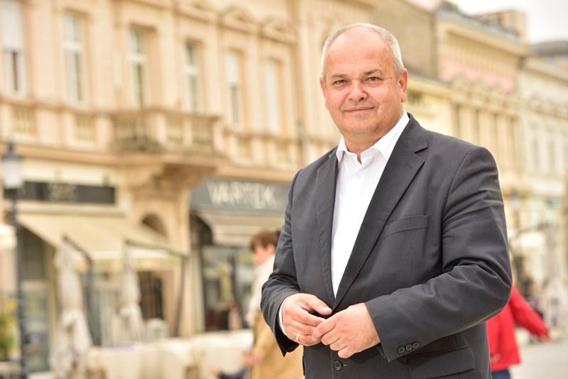 Čestitka gradonačelnika povodom blagdana sv. Ivana Nepomuka i Dana grada