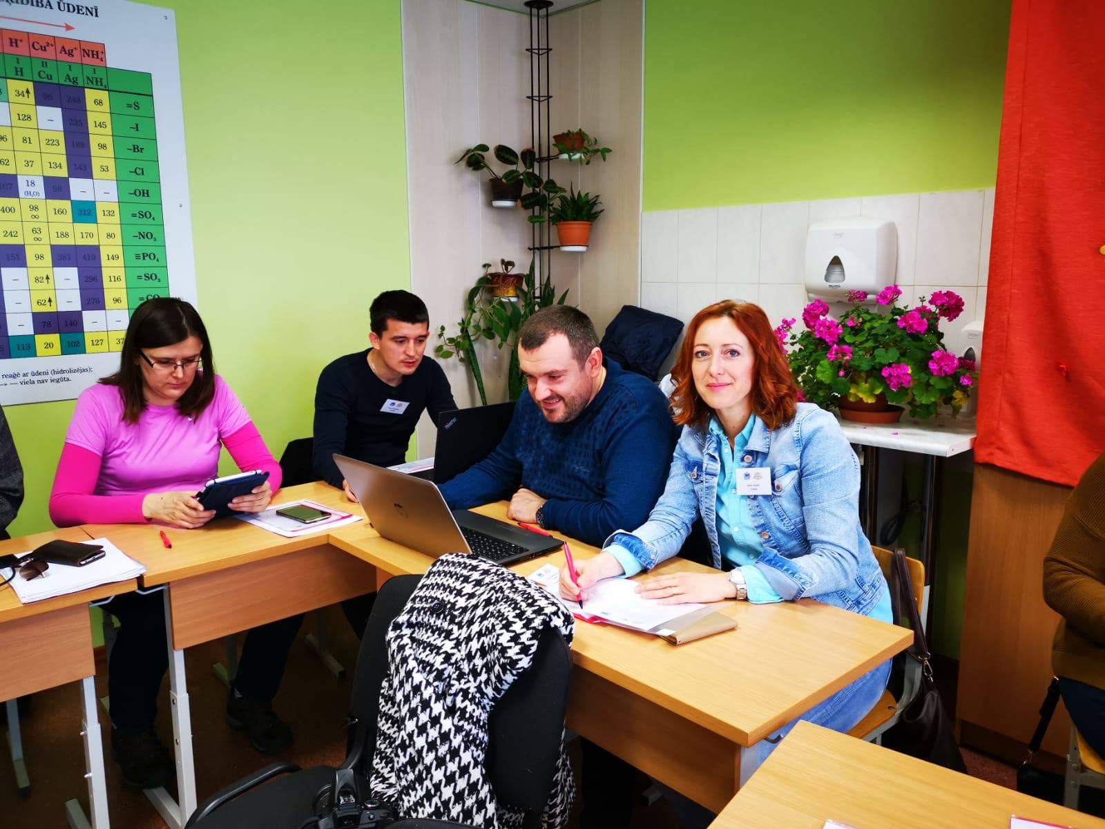 Profesori Industrijsko-obrtničke škole na stručnom usavršavanju u Latviji