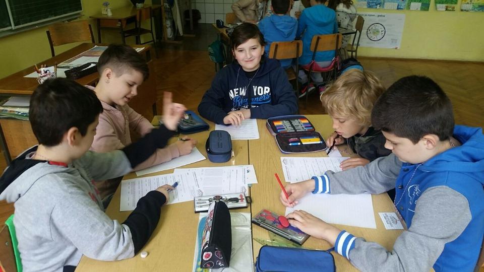 """Mladi matematičari iz cijele županije danas okupljeni na natjecanju, pobjednici su """"Sibinjski bekavci"""""""