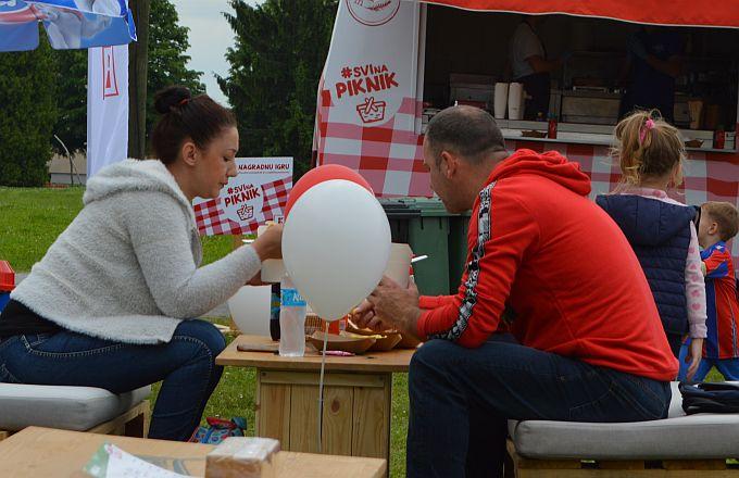 Na piknik u Tvrđavu stignete sve do 20 sati, zajedničko druženje uz dobru papicu i nagradne igre