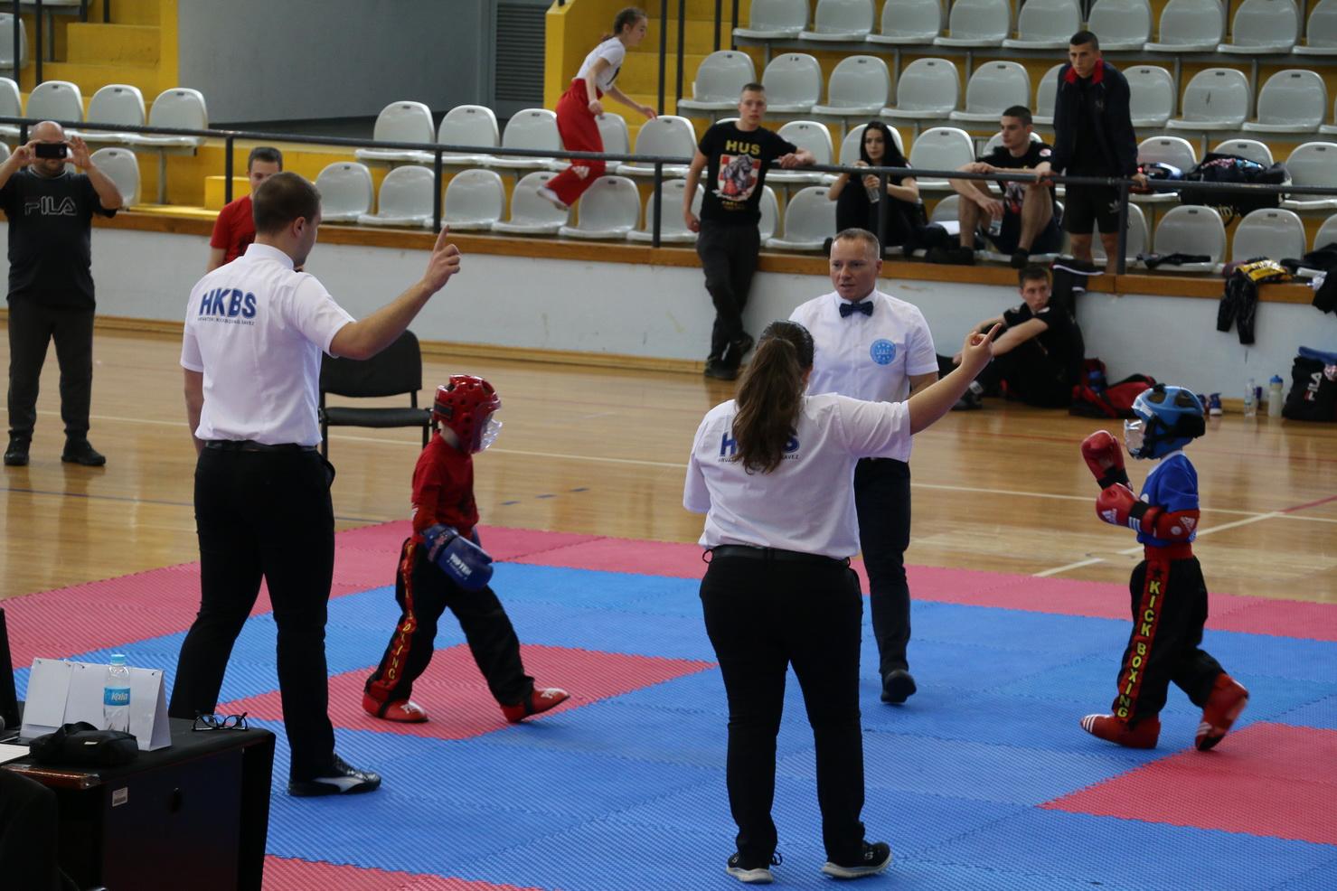 Tomislav Gym ostvario svoja očekivanja na 9. otvorenom prvenstvu grada Slavonskog Broda u kickboxingu