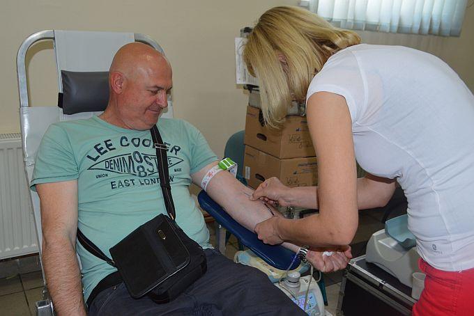 Srijeda je dan za darivanje krvi, svaka tri mjesec krv daje i Damir Pavlović