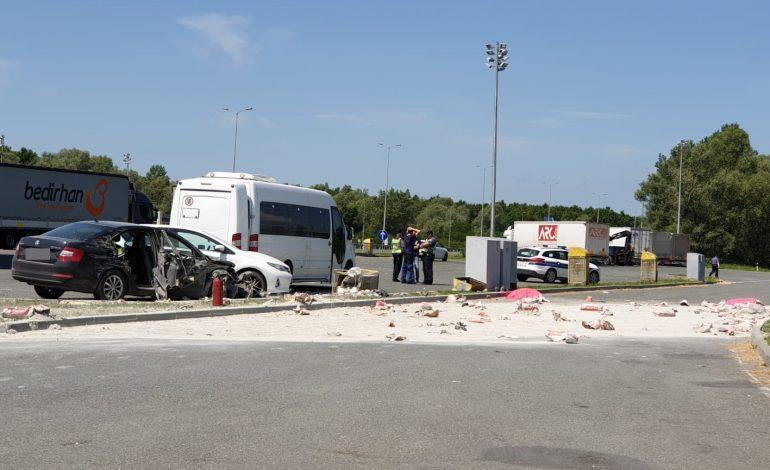 Strava na autocesti, poginulo dvoje djece, dvije mlađe ženske osobe teško ozlijeđene