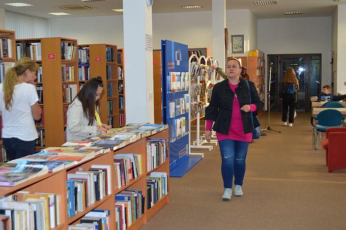 U Gradskoj knjižnici dogodile su se pozitivne promjene koje idu na ruku svim korisnicima