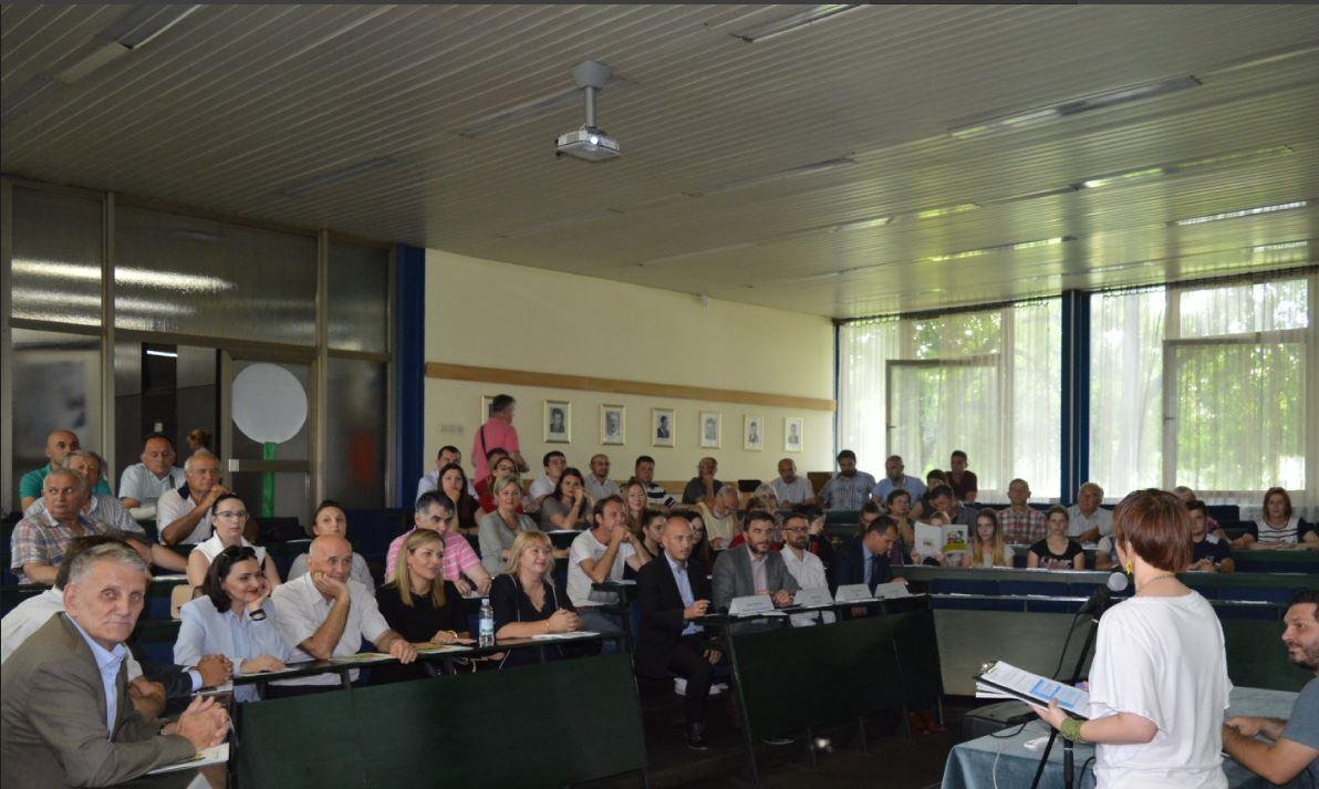 U Slavonskom Brodu održan završni forum projekta Pametne škole - Održivo upravljanje energijom u javnim objektima