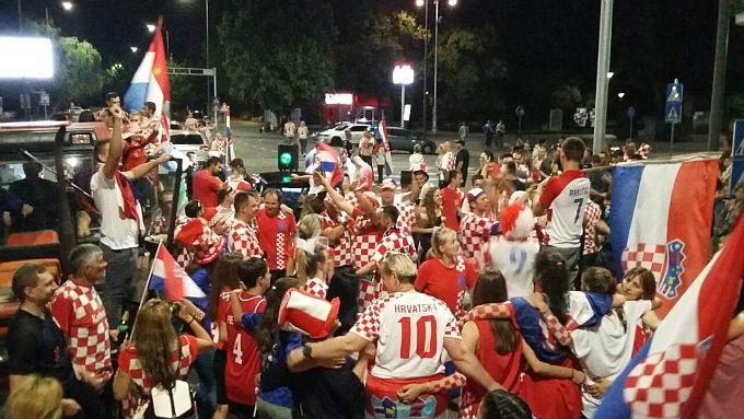 Prije točno godinu dana Slavonski Brod je zajedno s cijelom Hrvatskom slavio ulazak Vatrenih u polufinale Svjetskog prvenstva nakon dvadeset godina