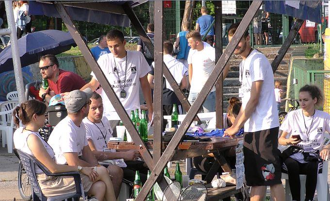 Na red su stigle 2. Brodske amaterske igre, mladi okupljeni na jednom mjestu u velikoj dobrotvornoj akciji