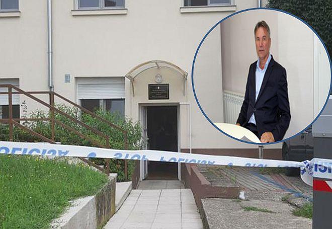 Ubijena djelatnica Centra za socijalnu skrb u Đakovu, pravnik ranjen, ubojica u bijegu, Buzov prenosi kazivanje svog djelatnika, zaštitara