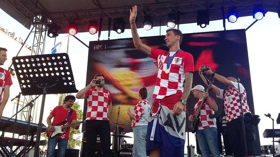 Golom Mandžukića u 109. minuti, prije točno godinu dana, Vatreni su se plasirali u finale SP-a i ostvarili najveći uspjeh hrvatskog nogometa