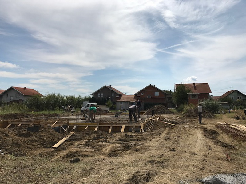 Grad raspolaže s otprilike stotinjak parcela na kojima mlade obitelji jednostavnije mogu doći do prve nekretnine