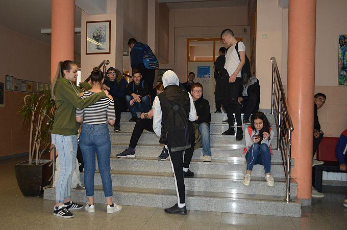 Od ukupno 160 mjesta, u Srednjoj školi Matije Antuna Reljkovića za jesenski rok ostalo samo sedam slobodnih