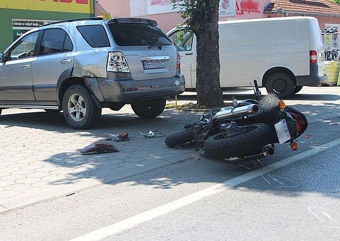 Onaj (roditelj) tko je nezreloj osobi, bez odgovarajuće vozačke dozvole, dao ubojit sportski motocikl, treba kazneno odgovarati, predlaže prometni stručnjak