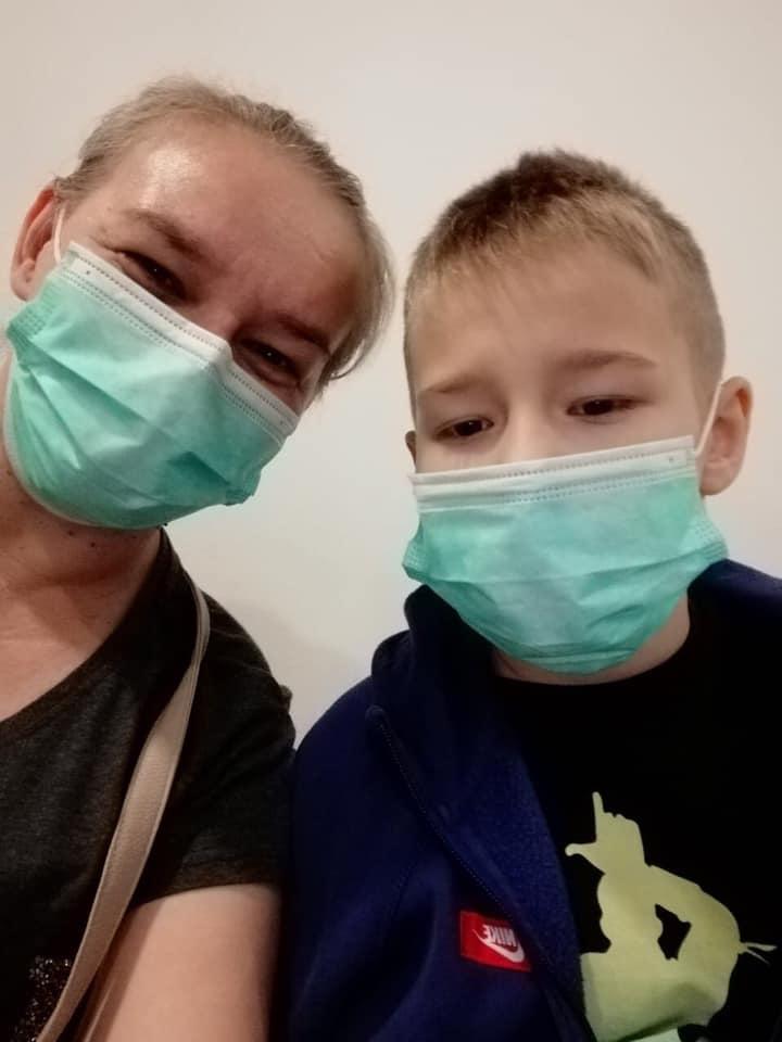 Naš mali sugrađanin, desetogodišnji Nathan Pehar veliki je borac, pred njim je dugih 6 mjeseci borbe