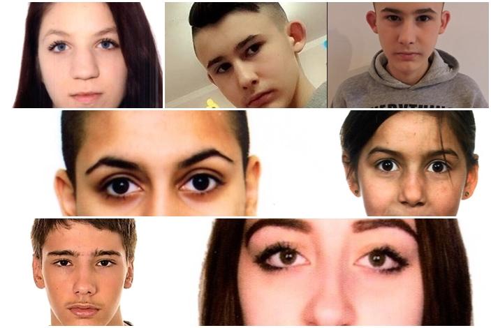 U posljednjih sedam dana u Hrvatskoj je nestalo devetero maloljetnika