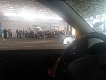 Na graničnom prijelazu se stvorila gužva, u 7.30 pao je informatički sustav