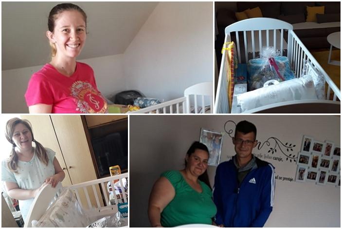 Brodski roditelji koji će dobiti prvu bebu i te kako mogu biti zadovoljni poklonom Grada čija je vrijednost 5 tisuća kuna
